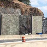 HBM 40ft walls