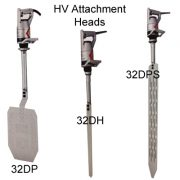 HV Attachment Heads